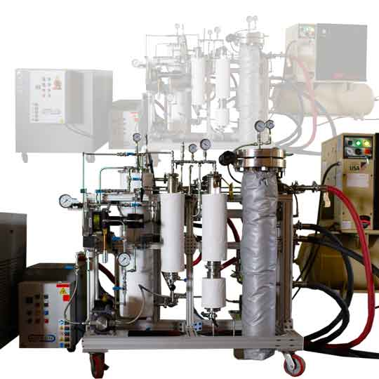 CO2 Extraction Systems