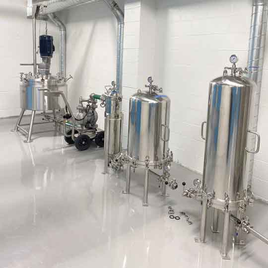 Ethanol Extraction System